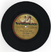 SALE ITEM - Ras Nyto - Know Dem Self / Tas Teacha - Dub Dem Self (Afrikan Blood) US 7""